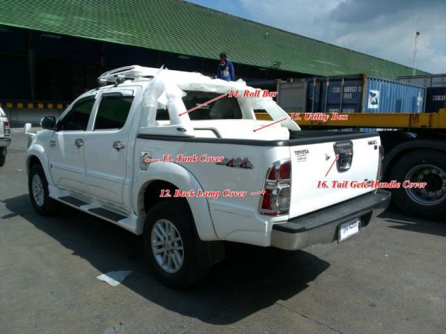 Want to buy sell Toyota hilux vigo Champ