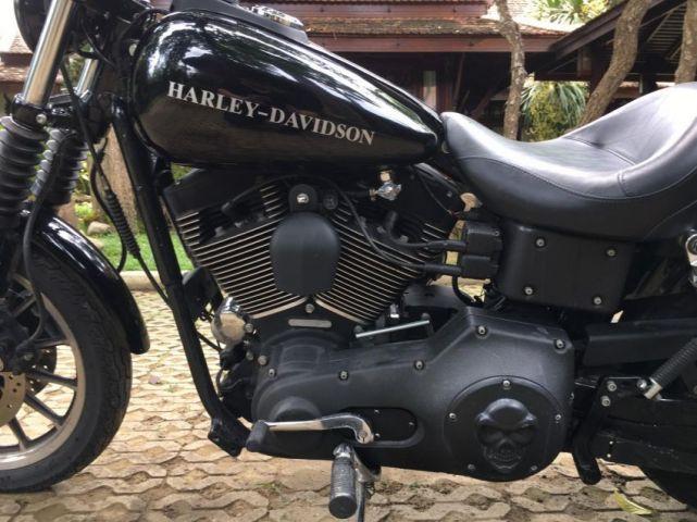 Harley Davidson Dyna Super Glide T-Sport 1450cc for Sale