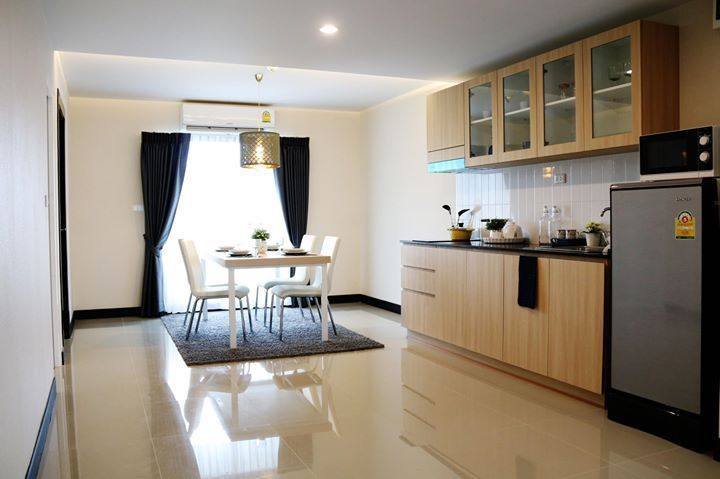 Well-Decorated 2-Bedroom Condo in Hua Hin City Center