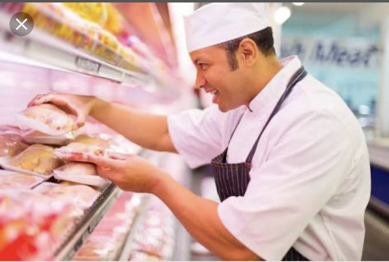 Fully trained Supermarket butchers required