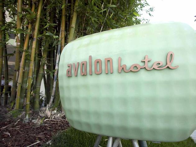 AVALON Hotel  Room Attendant/Housekeeper USA