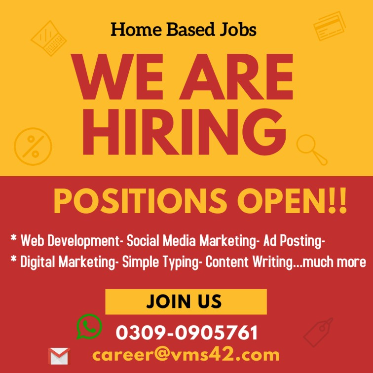 Part Time Home Base Jobs