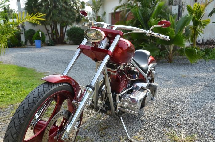 Harley Davidson Heavens Custom