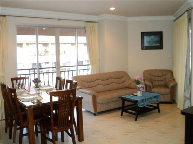 Lovely 90 Sqm 2 Bedroom Condo In Central Pattaya