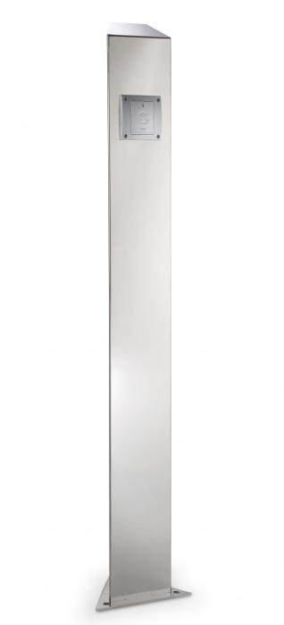 Stainless Steel Pedestal