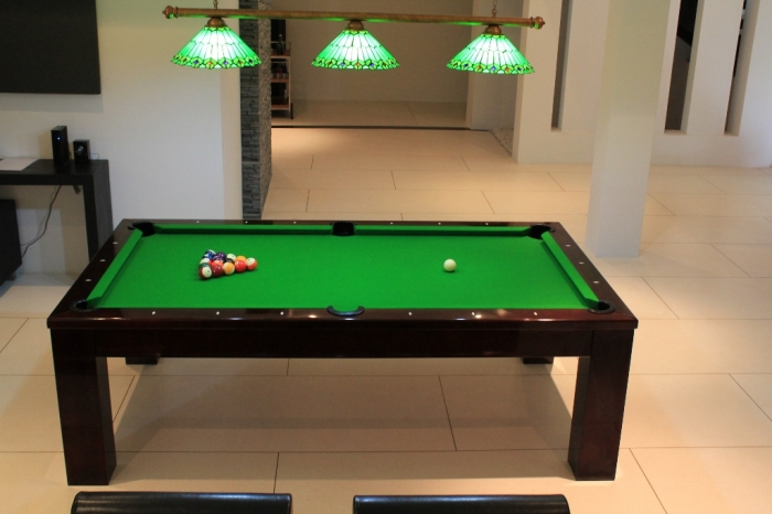 Designing Dining Pool Table