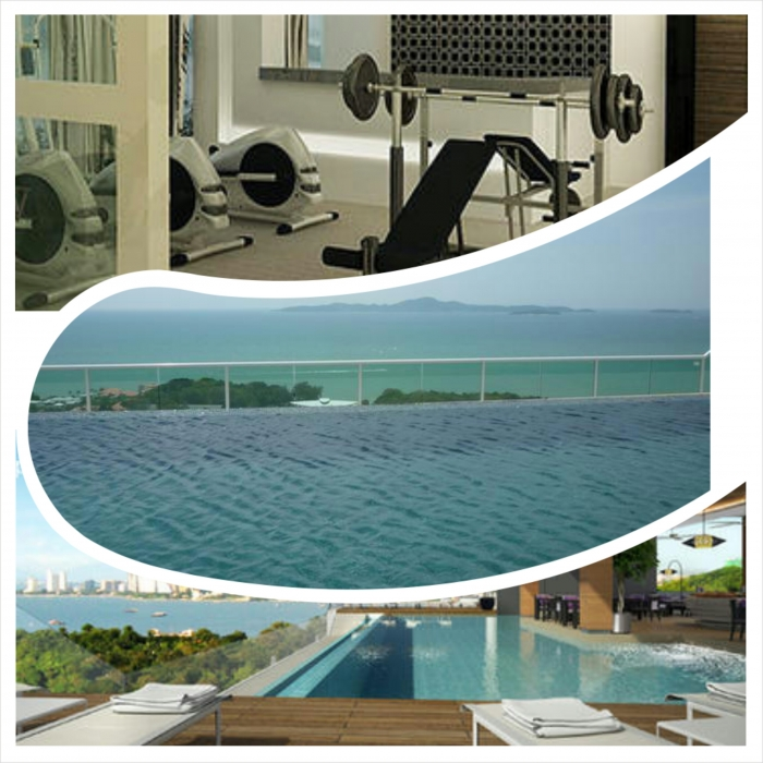 The View Recidence Condo Phratumnak with Full Koh Larn View