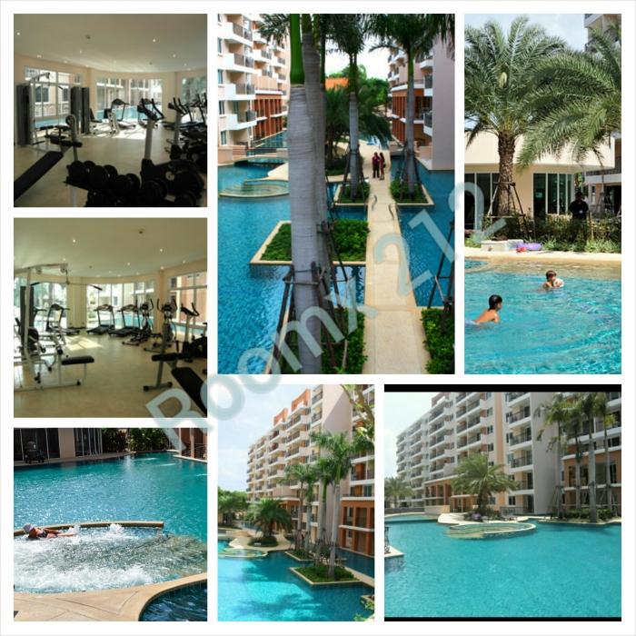 Paradise Park Rent 1 Bedroom Pool View 2nd Floor