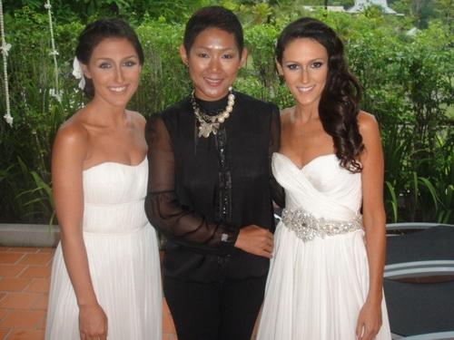 Wedding Makeup Artist And Hair Stylist In Phuket Thailand