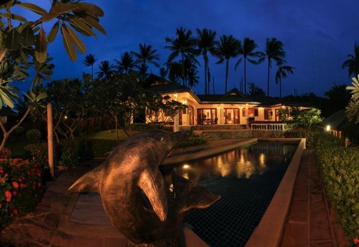 Deluxe 4 & 5 Bedroom Grand Villa In Choeng Mon Beach