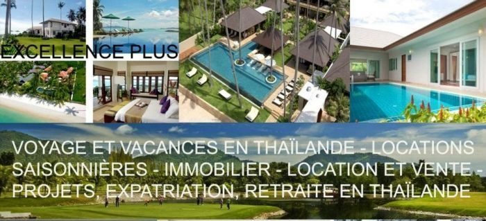 Immobilier, Projets, Expatriation, Retraite En Thailande