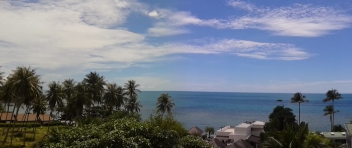 Sea View Land Beachfront Project For Sale Koh Samui Thailand