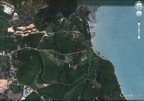 2.25 Rai Sea View Land For Sale Bang Sai Cape Yamu Phuket