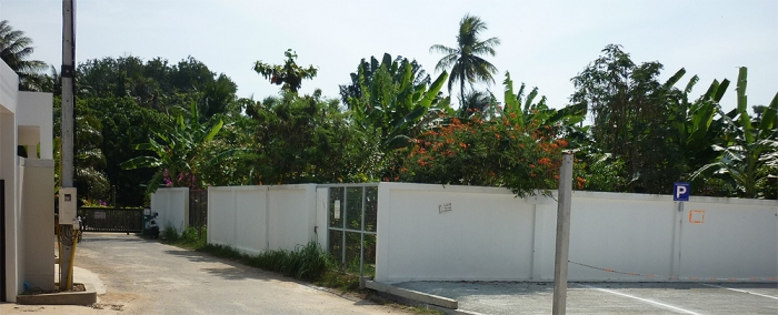 Special Small Land Plot Naiharn Phuket 2,9 M