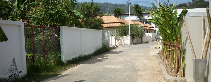 Special Small Land Plot Naiharn Phuket 2,9 M