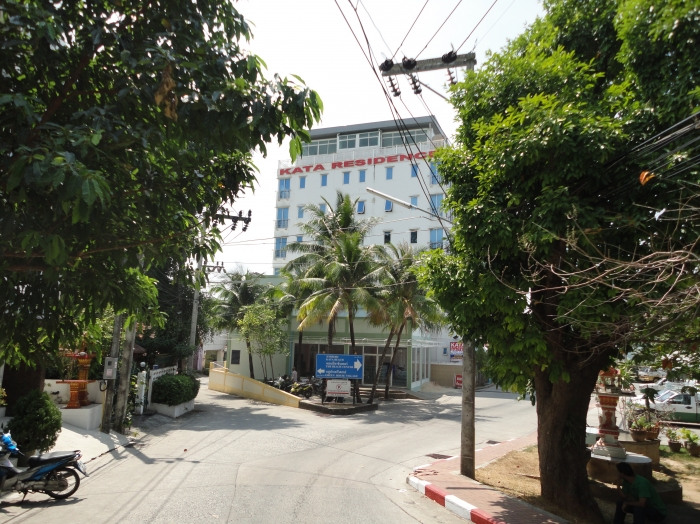 Great Apartment In The Heart Of Kata Phuket
