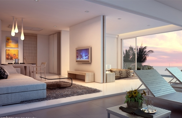 4 Bedrooms With Private Swimming Pool Penthouse In Kata