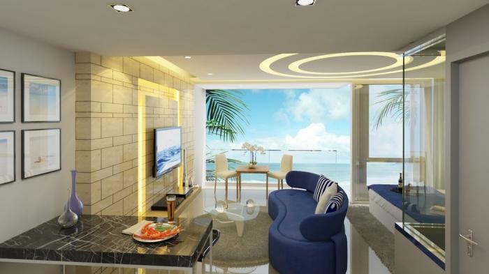 1-2 Bedroom Seaview Condominium For Sale At Patong-Kalim