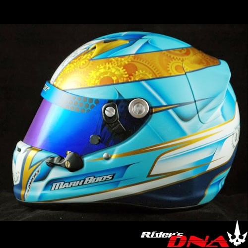 Custom Paint Car Racing, Drag, Nascar Bell, Arai, Helmets