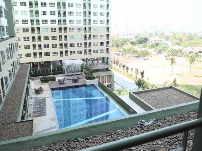 Rent from 7000 Bt pm. New Furnished Condos, Lumpini Ville