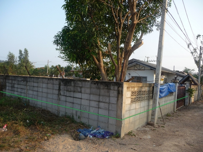 Land For Sale 118 Sqw. Cha-m ,Phetchaburi