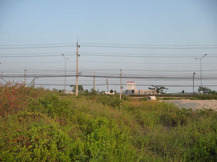 Land For Sale 428 Sqw. Phetkasem Road , Cha-Am