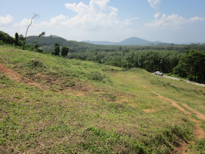 Ocean View Land For Sale Phuket