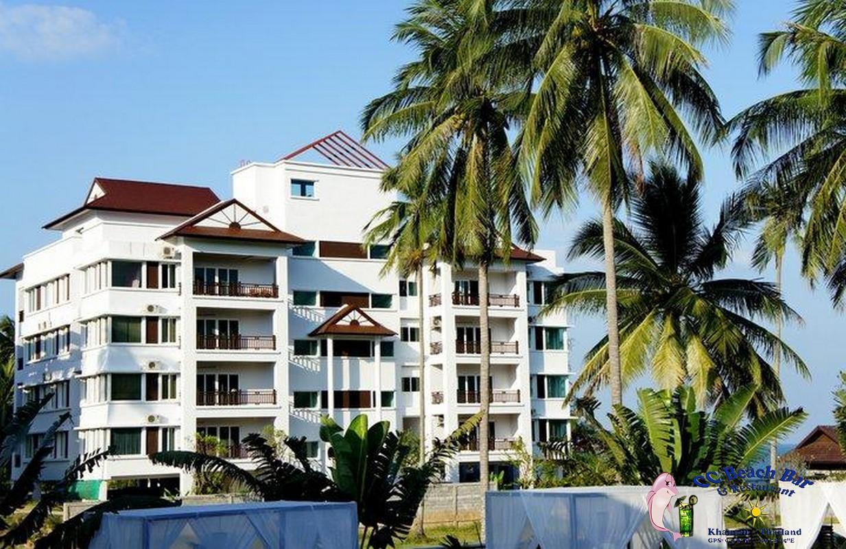 Luxury Beachfront Condo For Sale