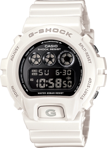 G-Shock Mirror-Metallic G-Shock series