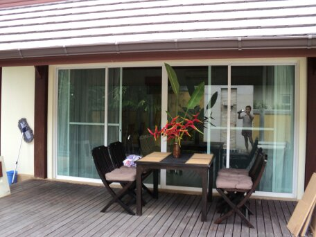 A lovely 3 bed villa for rent in rawai