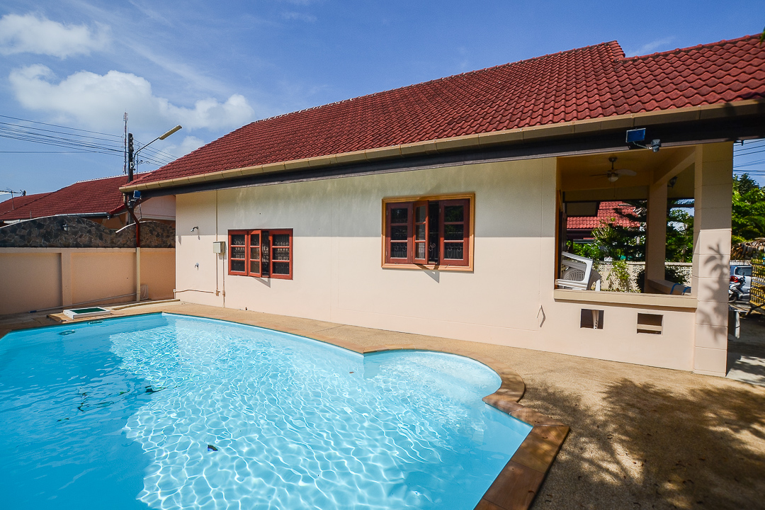 A lovely 2 bed villa for Rent in Rawai