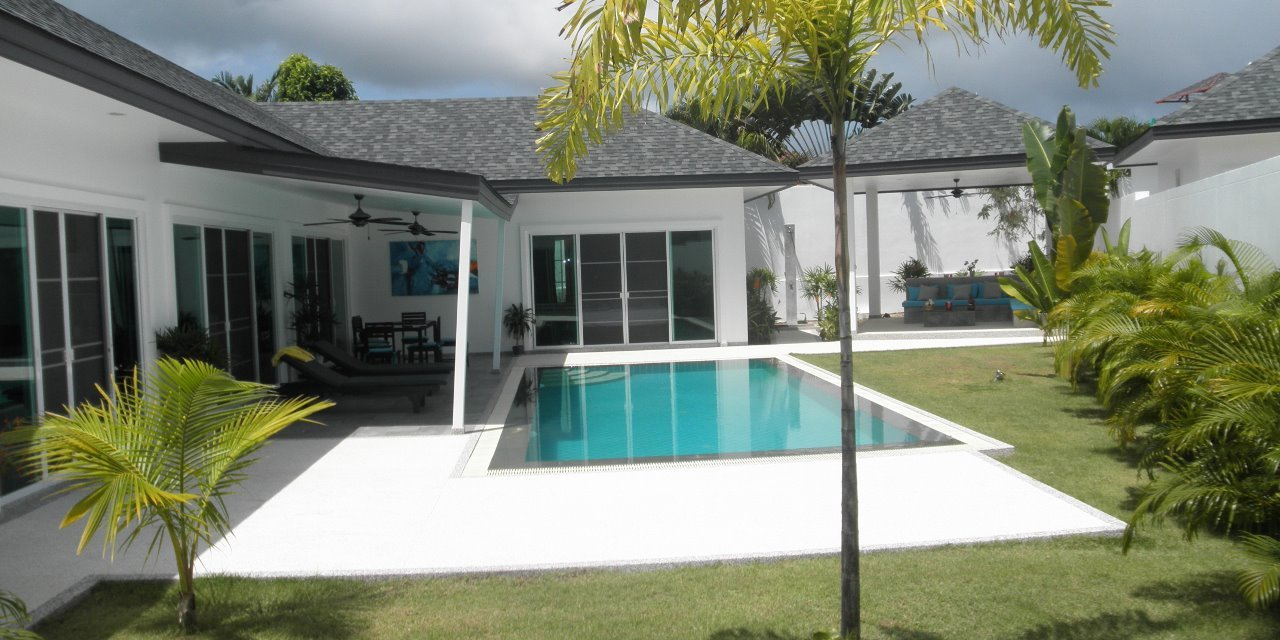 A beautiful 4 bed villa for sale.