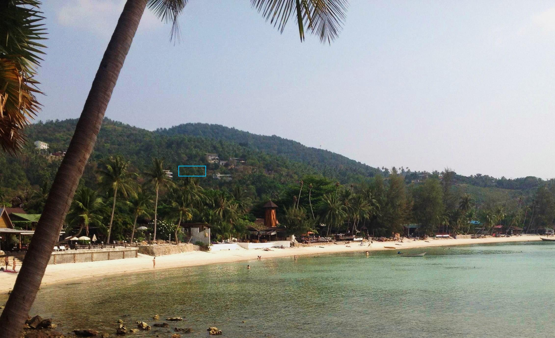 Koh Phangan Sunset-Seaview Land For Sale