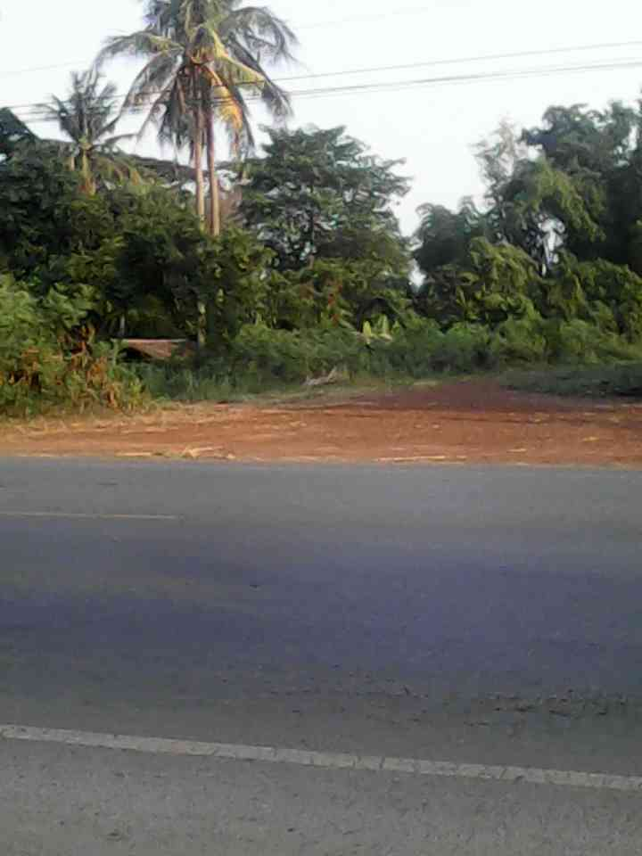 Kumpawappi Highway Land for sale