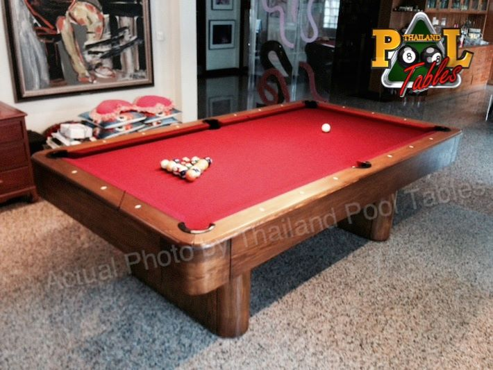 Retro Inspired Pool Table