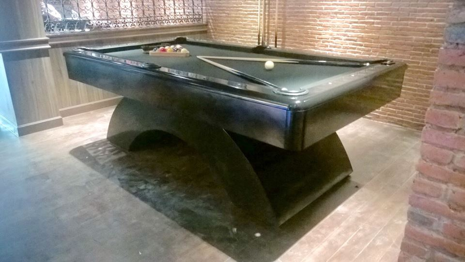 The Irish Way - Pool Tables