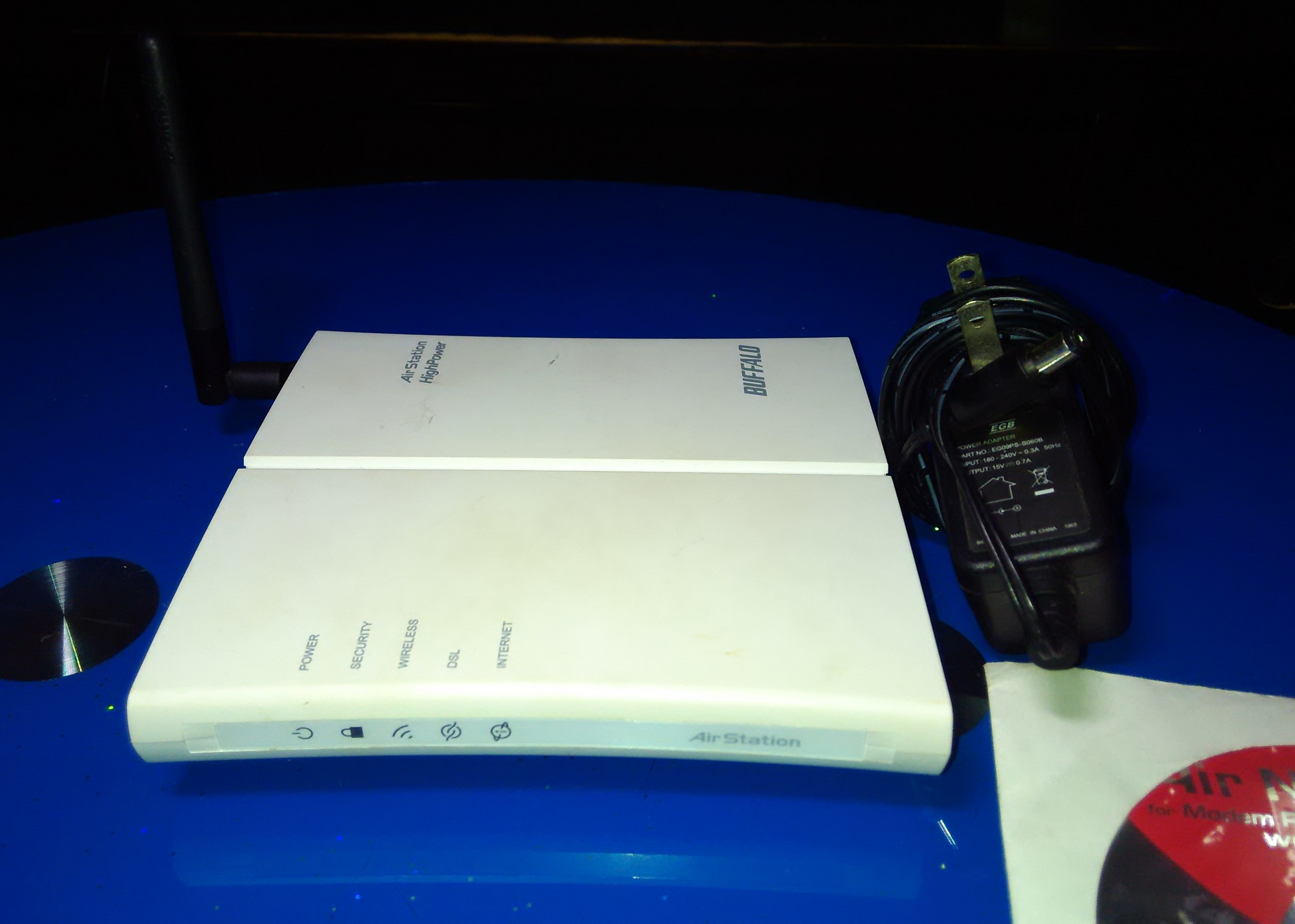 DSL Wi-Fi Router For Sale
