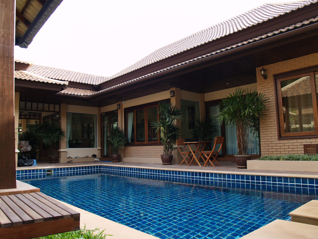 3 Bed Whispering Palms Pool Villas Bophut