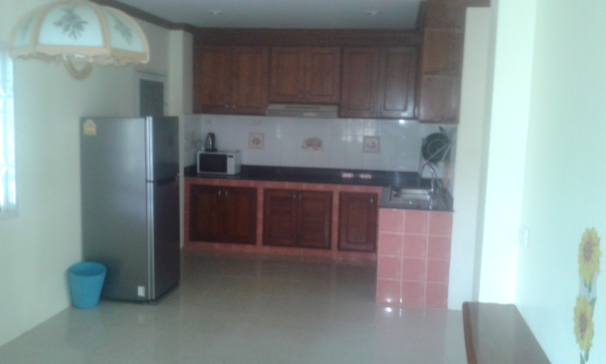 A 3 bed house for rent in Rawai