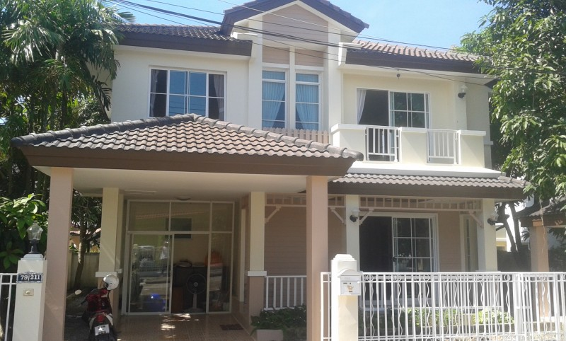 A geat 3 bed house for sale in Chalong