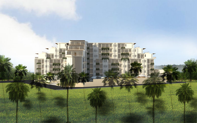 Condos for sale in a beautiful location in Layan