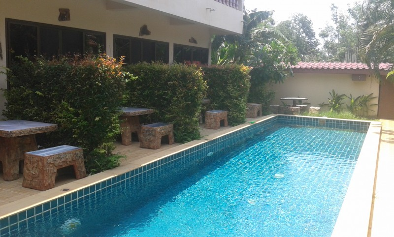 A one bed apartment for rent in Rawai.