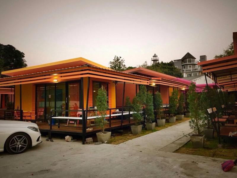Pattaya Jomtien 64 Unit Resort Residence Hotel