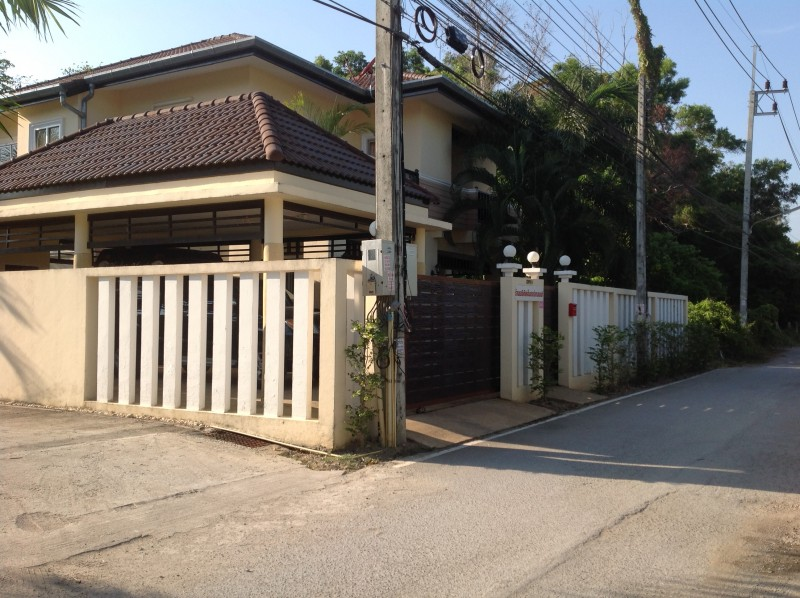A 4 bed house for sale in Rawai