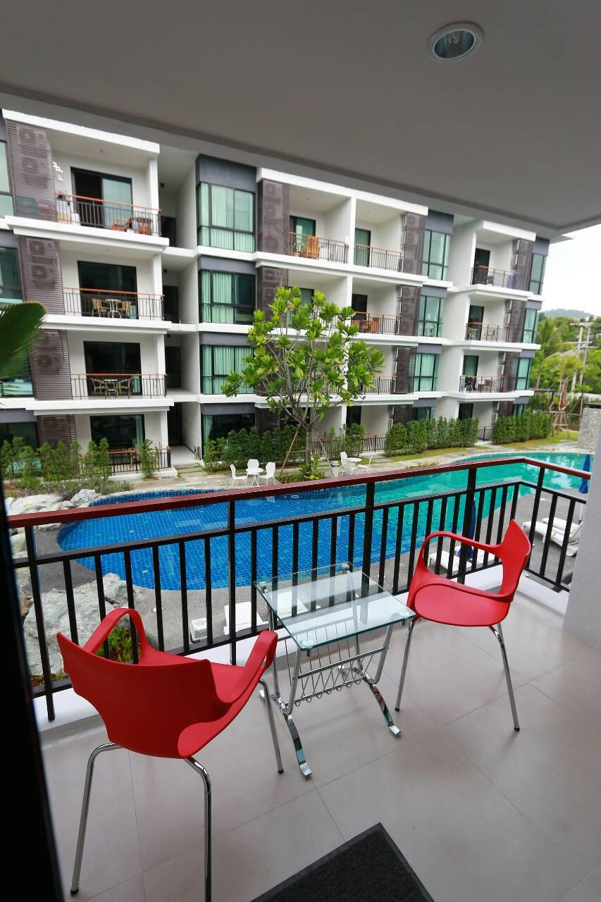A one bed apartment for sale or rent in Rawai