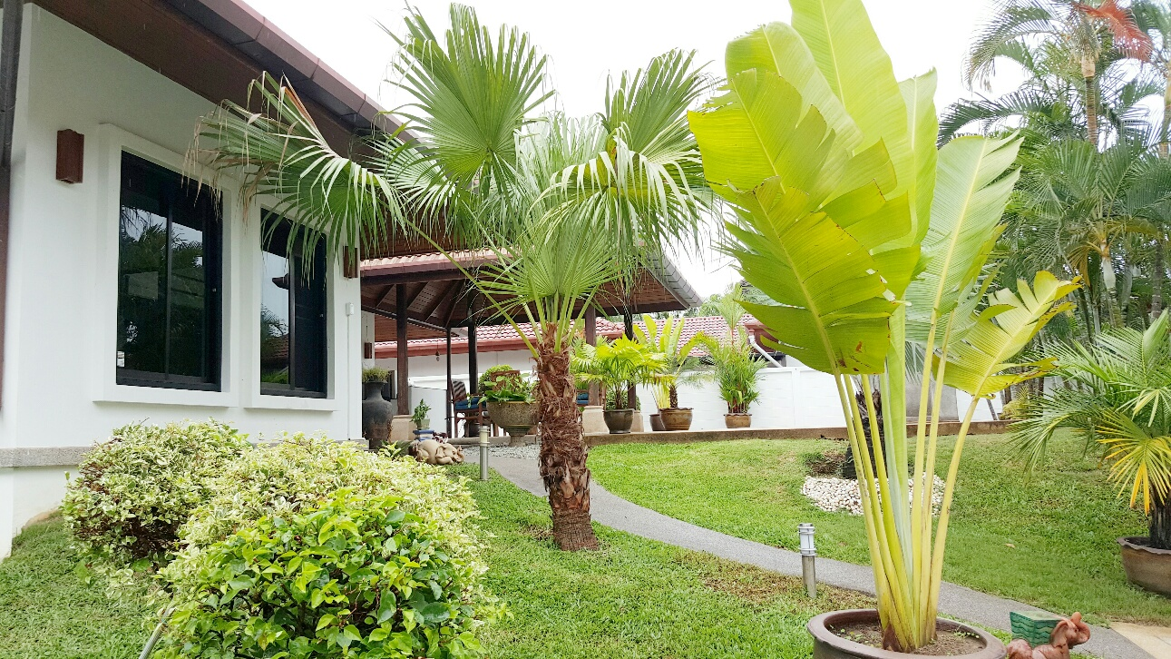 A great 2 bed pool villa for rent in Rawai.