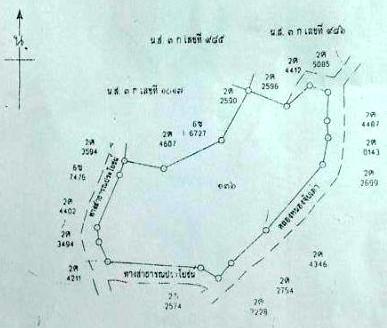 Pattaya Land for sale 91 Rai