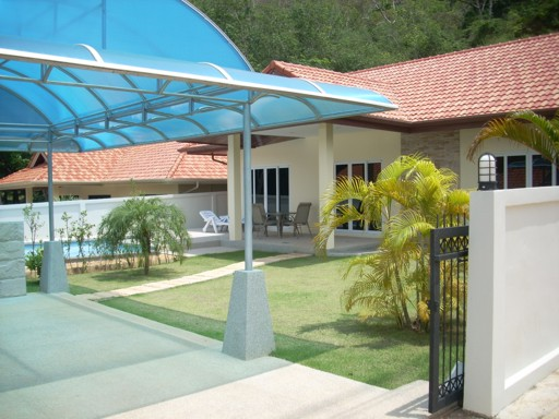 A3 bed pool villa for rent in Rawai