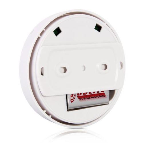 Smoke Detector Fire Alarm, Cordless