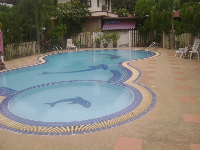 HR1201 Jomtien House, One bed for rent